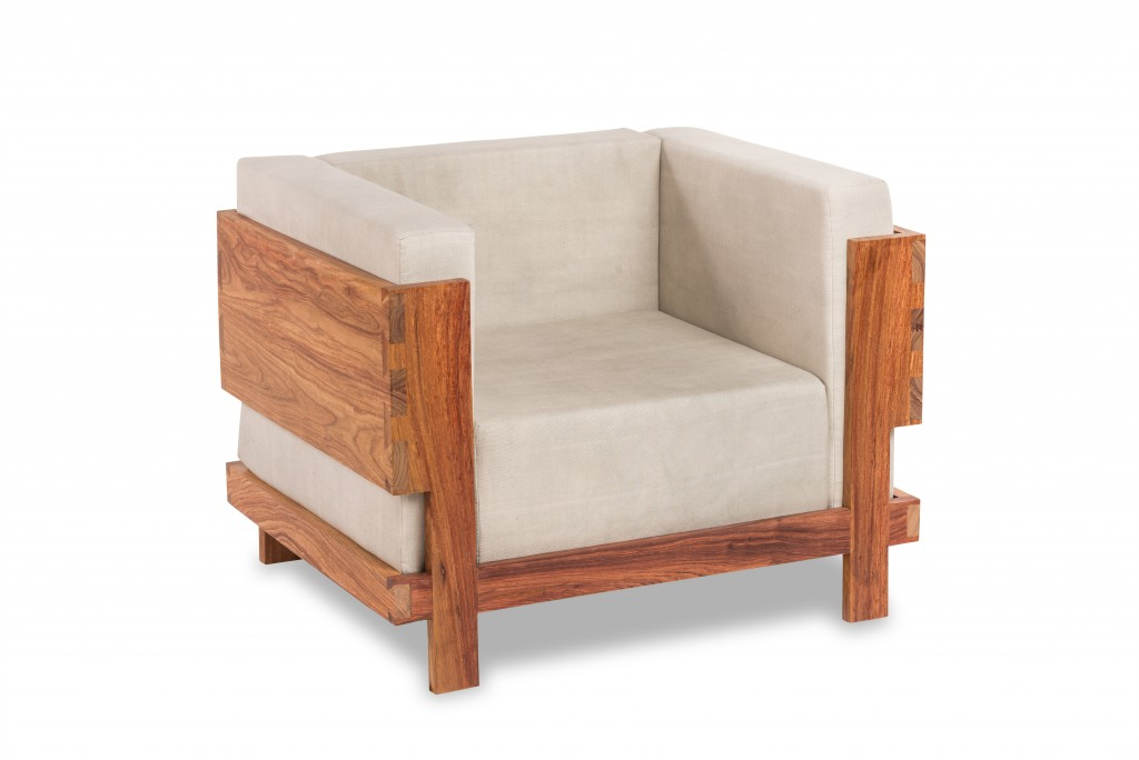 FAUTEUIL-CUBE